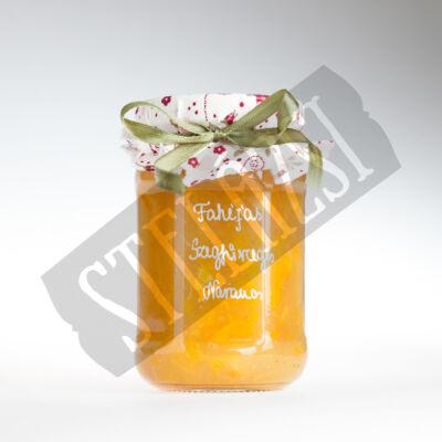 Fahéjas-szegfűszeges narancslekvár - 200g