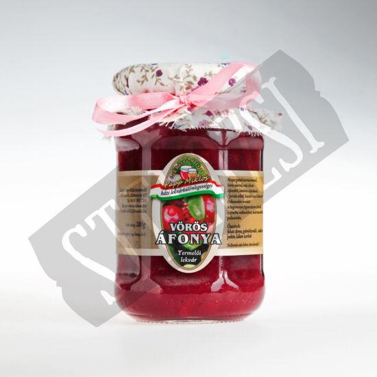Vörösáfonya-lekvár - 200g