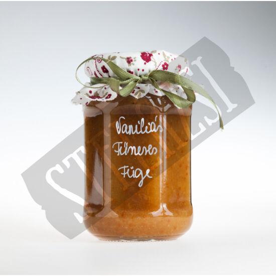 Vaníliás-fűszeres fügelekvár - 200g