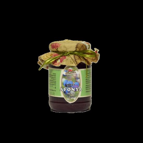 Cukormentes áfonyalekvár - 200g
