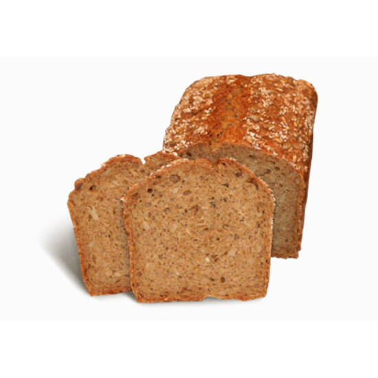 Teljes kiőrlésű alakor kenyér (ősbúza)