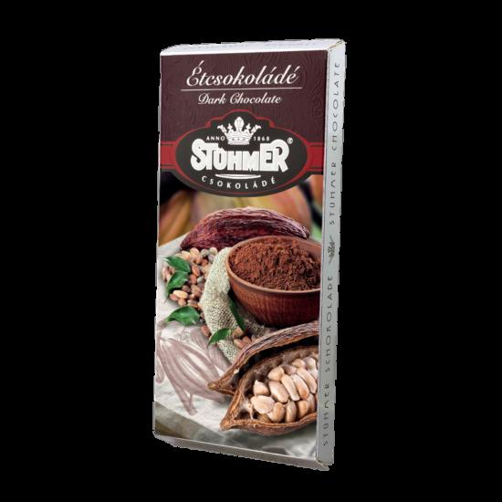 Étcsokoládé 70% kakaótartalommal - 100g