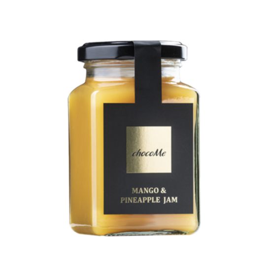 Mangó és ananász lekvár - 260g