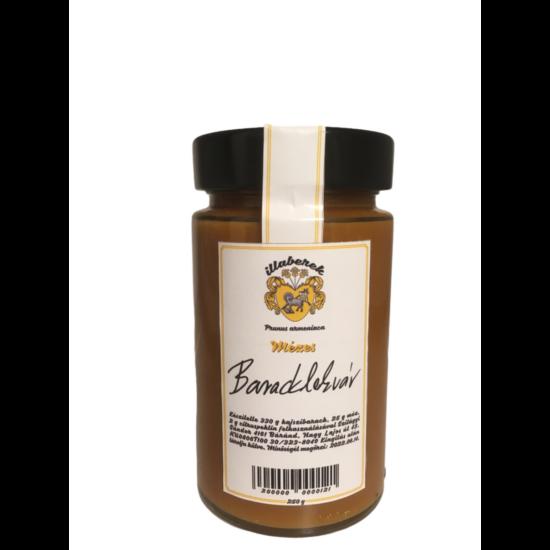 Baracklekvár mézes - 250g