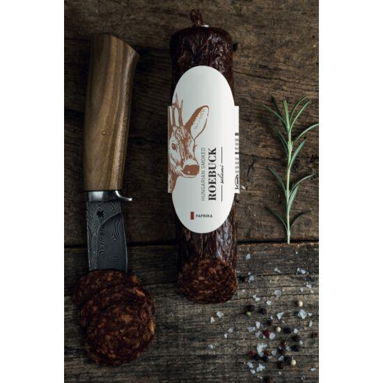 Őz paprikás szalámi - 250g