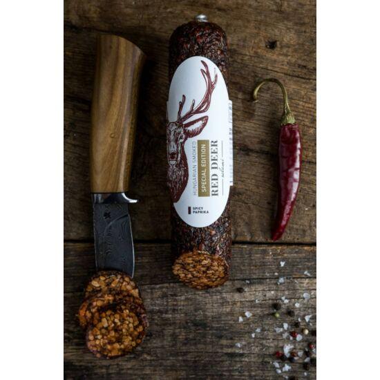 Szarvas csípős paprikás szalámi - 250g