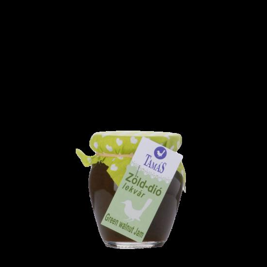 Zölddió lekvár - 220g