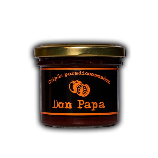 Don papa csipős paradicsom DIP szósz