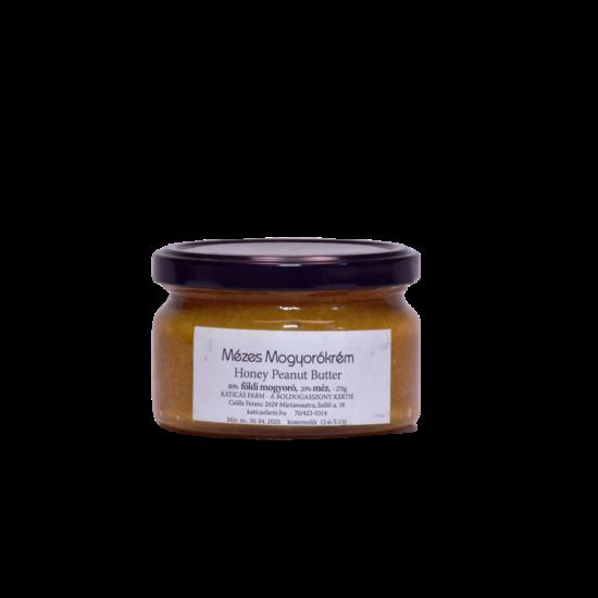 Mézes mogyorókrém - 220g