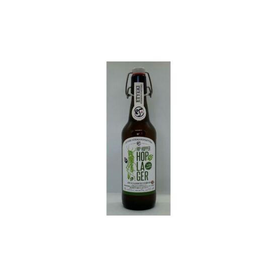 Hip-Hopper Hopláger szűretlen kézműves sör - 330ml