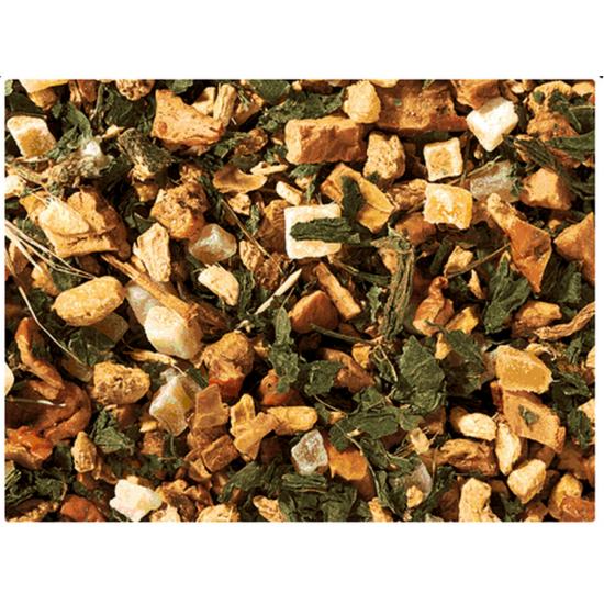 Mangó - gyömbér tea - 100g