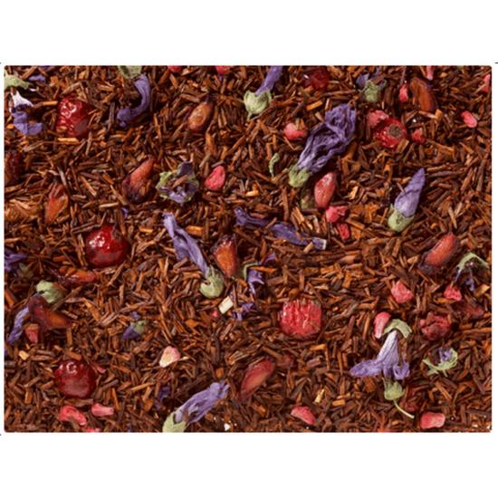 Rooibos gránátalma - szőlő tea - 100g